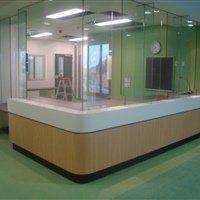 Custom design storage office furniture design