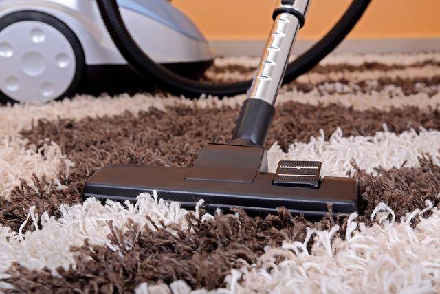 Carpet hoovering service