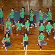 lezioni settimanali, danza moderna per bambine, danza moderna per ragazze