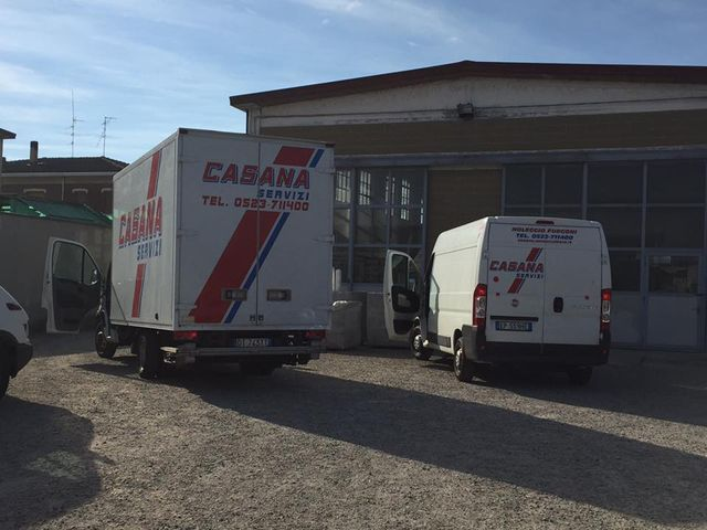Camionetta e furgone la ditta
