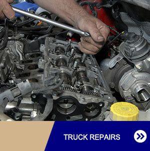 Truck Repairs Abilene, TX