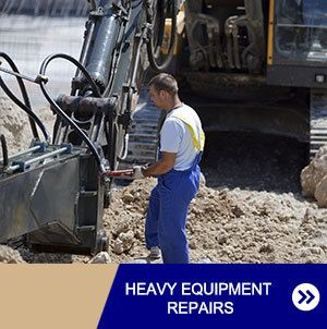 Heavy Equipment Repair Abilene, TX