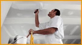 tinteggiatura soffitto