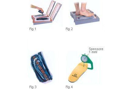 plantari ortopedici su misura