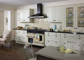 Heathfield country cottage style kitchen