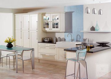 Newhaven kitchen suits flats and period properties