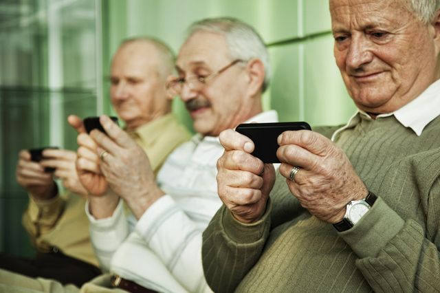 apps for old people