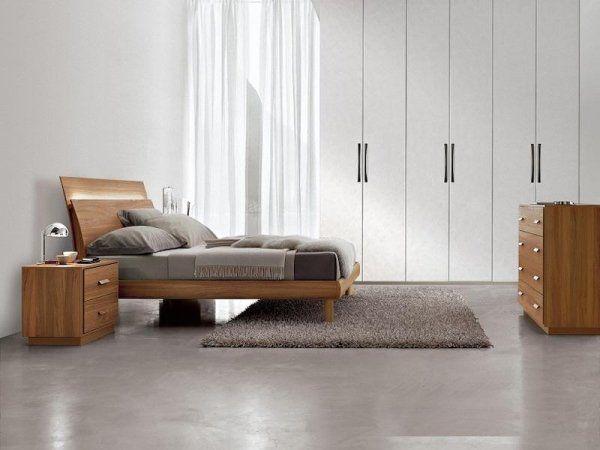 base letto in legno