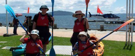 Kayak Freedom Hire
