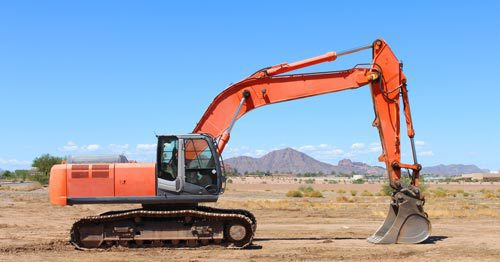 Excavators used for moving your heavy equipment in Chillicothe, OH