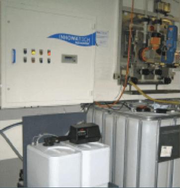 Aquadron beverage production hygiene