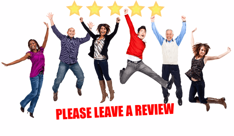 How did we do? Please leave a review