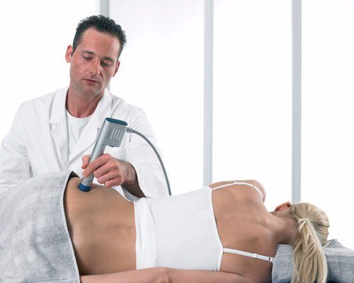 Shockwave Treatment of Hip