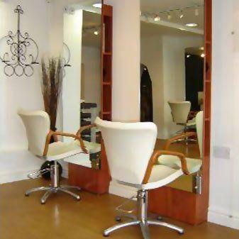 Private hair salon