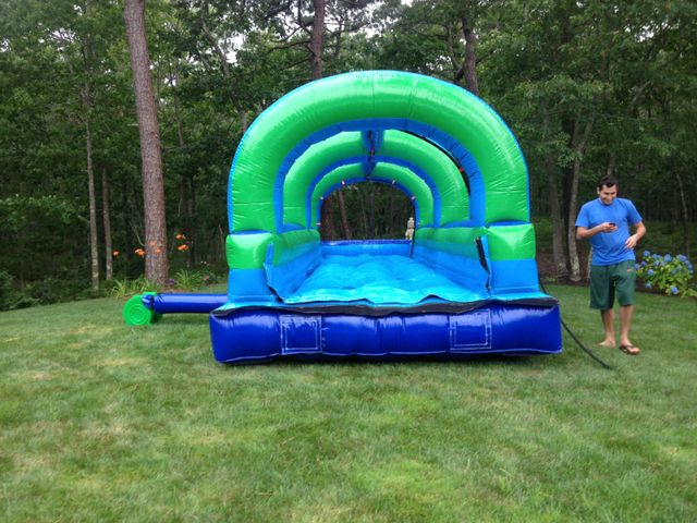 Double Wide Slip n Slide