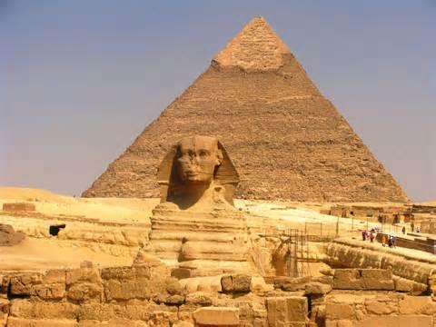 Egypt Pyramid at Giza