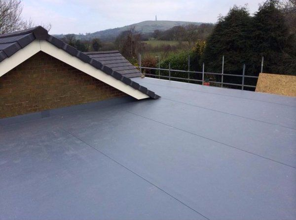New roofing and re-roofing services in Oldham