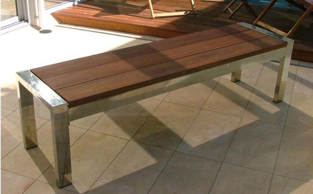 Balcony furnishings and alfresco furniture