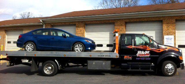 brake service in Waynesboro, VA