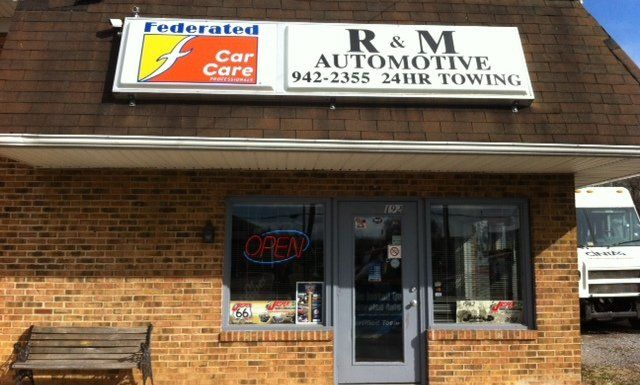 auto transmission repairs in Waynesboro, VA