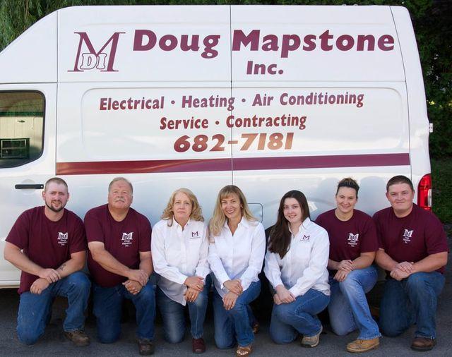 Doug mapstone inc