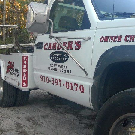 Towing Service Wilmington, NC