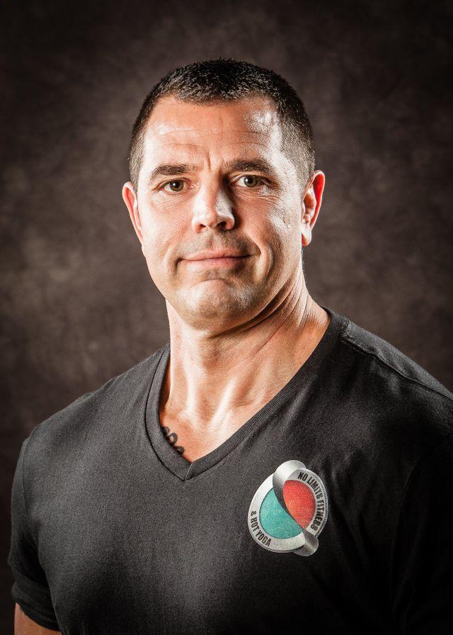 Darren Maywood