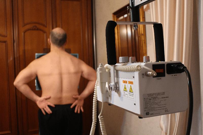 Esami radiologici, presso di Noi