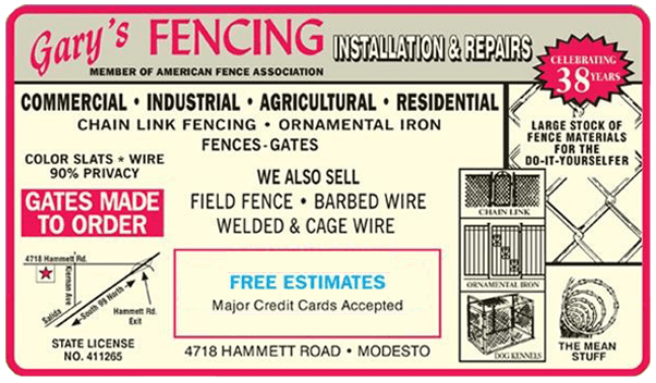 Dog Kennels | Modesto, CA | Garys Fencing & Wire