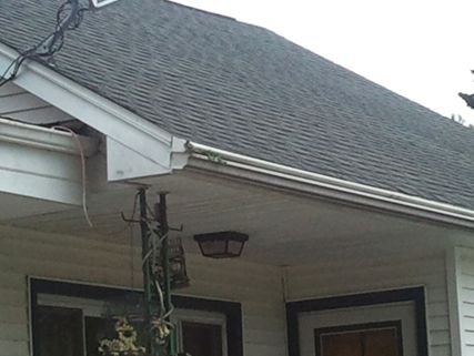 Just Gutters Of Nwpa Inc Erie Pa Leaf Protection