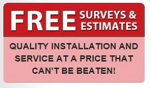 Free surveys and estimate