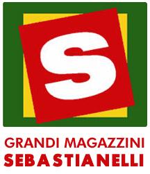GRANDI MAGAZZINI SEBASTIANELLI - logo