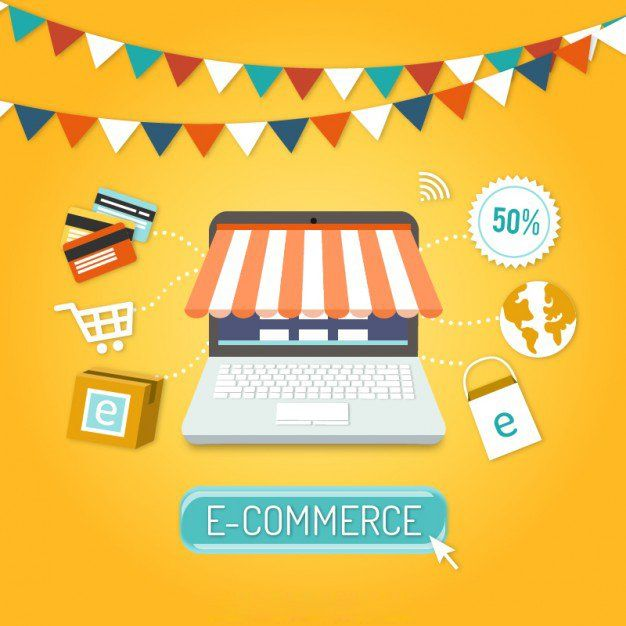 e-commerce web banner image