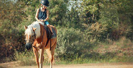 Scuola di equitazione a Urgnano