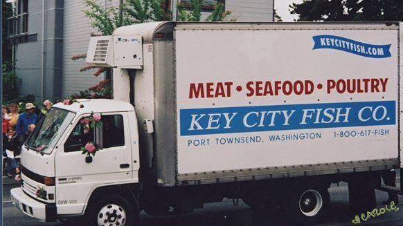 Key City Fish Truck