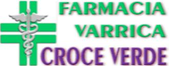 FARMACIA VARRICA CROCE VERDE - LOGO
