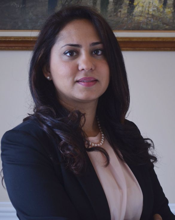 Uswah A. Khan attorney