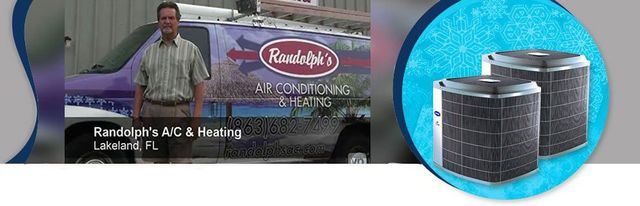 5417ebf0d9c Randolph s Air Conditioning And Heating. Go! 863-607-4061.