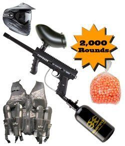 Paintball Pricing | Let's Play Paintball