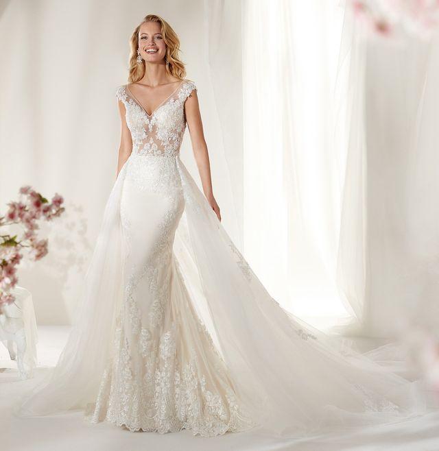 7efa5e35de39 Come scegliere il tuo abito da sposa   Sei semplici consigli per l abito  perfetto