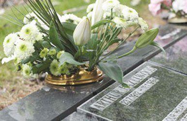 grave stone design