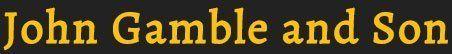 John Gamble & Son logo