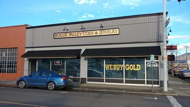 About Rogue Valley Coin Jewelry In Medford