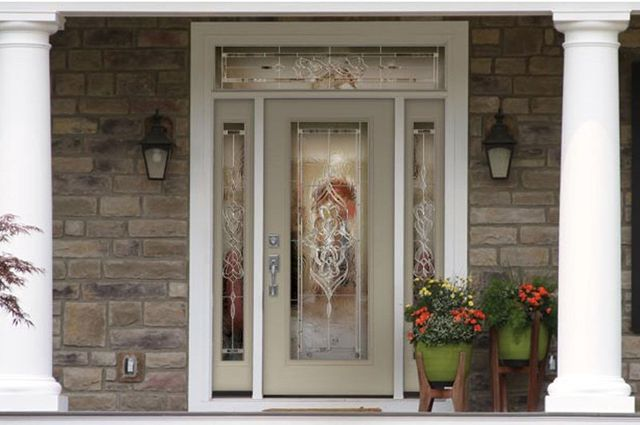 Bon The Entry Doors By Grand Entry Offer The Industryu0027s Best 10 Year Finish  Warranty With The Strength Of Fiberglass Or Steel.