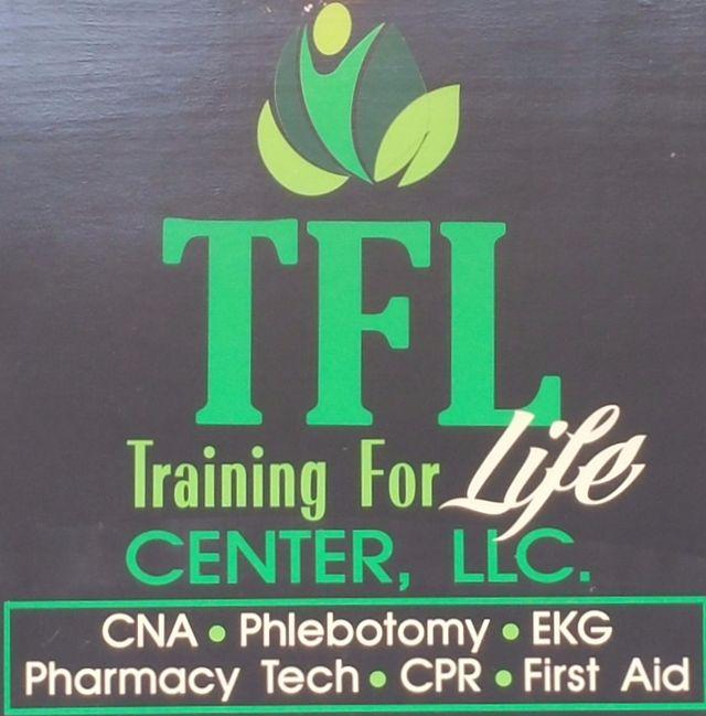 Training For Life Center LLC - Class Schedules - Augusta, GA