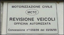 revisioni auto mctc