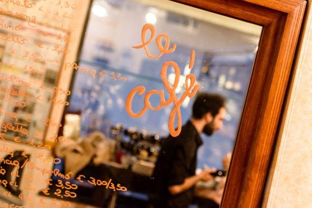 Menu pranzo a Le Cafè a Firenze