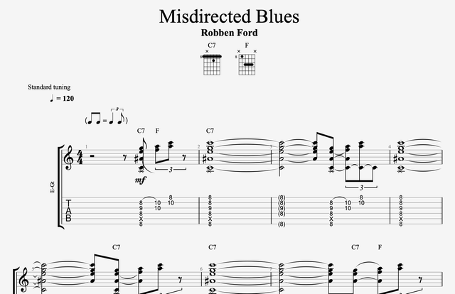 Misdirected Blues - Robben Ford