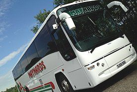 coach hire services