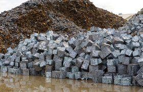 Scrap metal merchants - Cookstown, Northern Ireland - Rooney Metals - Metal